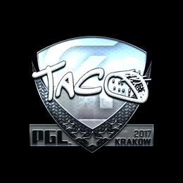 TACO (Foil) | Krakow 2017
