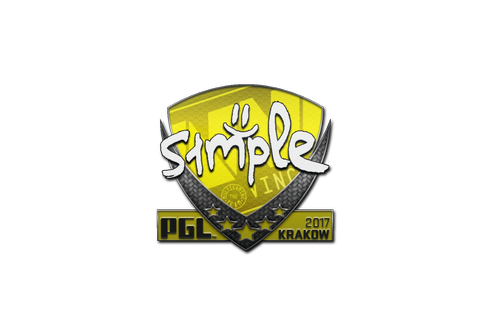 Sticker | s1mple | Krakow 2017 Prices