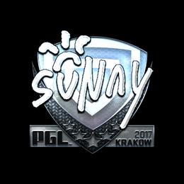 suNny (Foil) | Krakow 2017