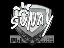 Sticker | suNny | Krakow 2017