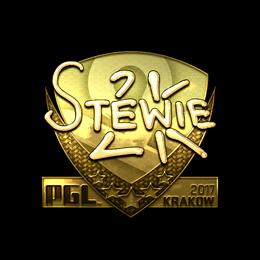 Stewie2K (Gold) | Krakow 2017