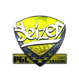 seized (Foil) | Krakow 2017