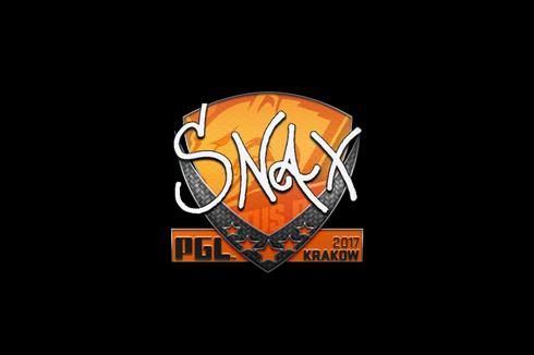 Sticker | Snax | Krakow 2017 Prices