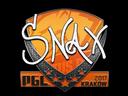 Sticker | Snax | Krakow 2017