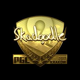 Skadoodle (Gold) | Krakow 2017