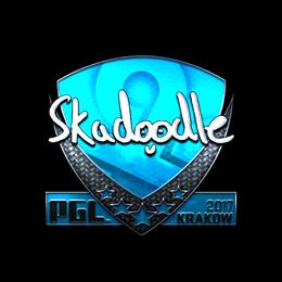 Skadoodle (Foil) | Krakow 2017