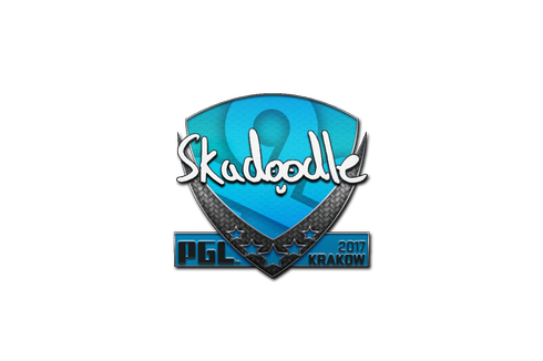 Sticker | Skadoodle | Krakow 2017 Prices