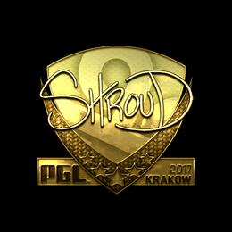 shroud (Gold) | Krakow 2017