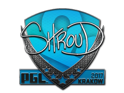 Sticker | shroud | Krakow 2017