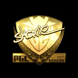 shox (Gold) | Krakow 2017