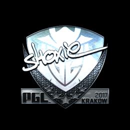 shox (Foil) | Krakow 2017