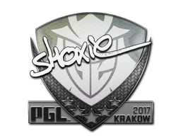 Sticker | shox | Krakow 2017