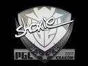 Sticker | shox | Krakow 2017