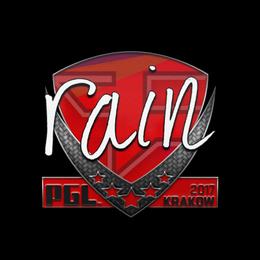 rain | Krakow 2017