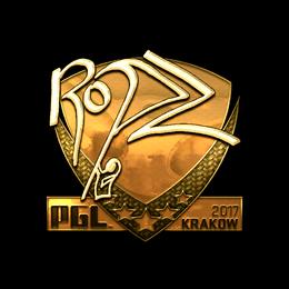 ropz (Gold) | Krakow 2017