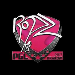 ropz | Krakow 2017