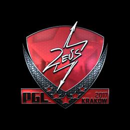 Zeus (Foil) | Krakow 2017