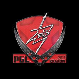 Zeus | Krakow 2017