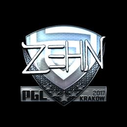 zehN (Foil) | Krakow 2017