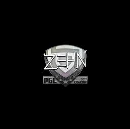Sticker | zehN | Krakow 2017
