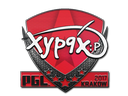 Sticker | Xyp9x | Krakow 2017