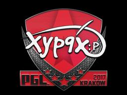 Sticker | Xyp9x | Krakow 2017