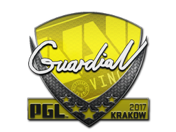 Sticker | GuardiaN | Krakow 2017