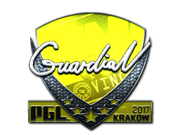 Sticker | GuardiaN (Foil) | Krakow 2017