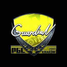 GuardiaN (Foil) | Krakow 2017
