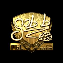 gob b (Gold) | Krakow 2017