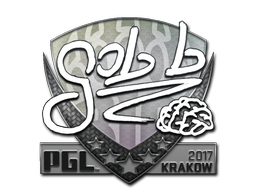 Sticker | gob b | Krakow 2017