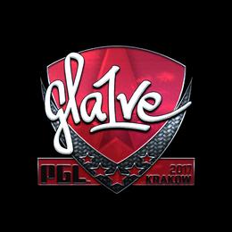 gla1ve (Foil) | Krakow 2017