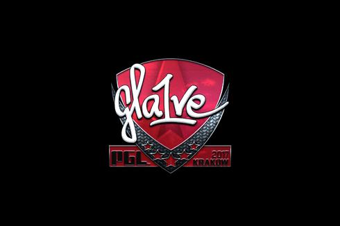 Sticker | gla1ve (Foil) | Krakow 2017 Prices