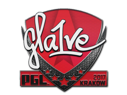 Sticker | gla1ve | Krakow 2017