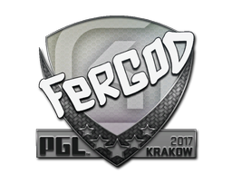 Sticker | fer | Krakow 2017