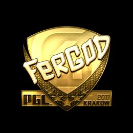 fer (Gold) | Krakow 2017