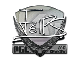 Sticker | felps | Krakow 2017