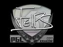 Sticker   felps   Krakow 2017