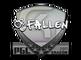 Sticker | FalleN | Krakow 2017