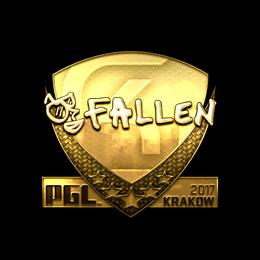 FalleN (Gold) | Krakow 2017