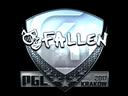 Sticker | FalleN (Foil) | Krakow 2017