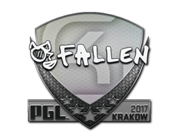 Sticker | FalleN | Krakow 2017