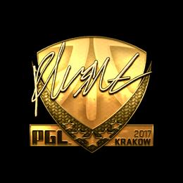 flusha (Gold) | Krakow 2017