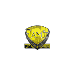 Sticker | flamie | Krakow 2017
