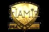 Sticker   flamie (Gold)   Krakow 2017