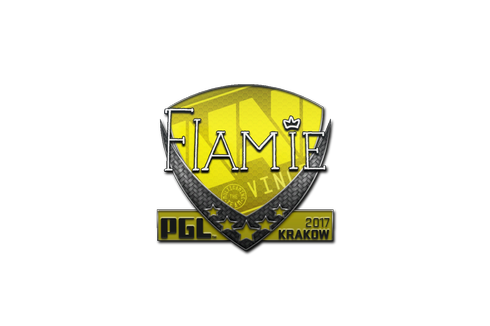 Sticker | flamie | Krakow 2017 Prices