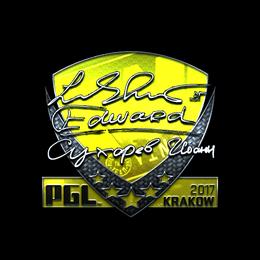 Edward (Foil) | Krakow 2017