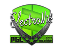 Sticker | electronic | Krakow 2017