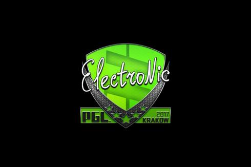 Sticker | electronic | Krakow 2017 Prices