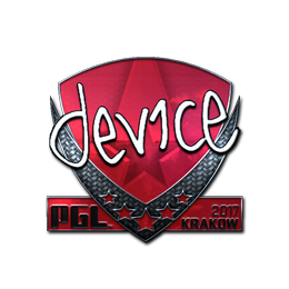 device (Foil) | Krakow 2017